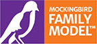 The Mockingbird programme is based on the Mockingbird Family Model, which was originally developed by The Mockingbird Society in America in 2004.
