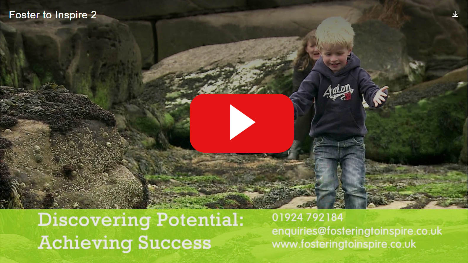 Fostering In Wakefield with Fostering to Inspire